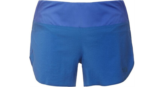 The North Face W's Better Than Naked 3.5 Split Short Coastline Blue